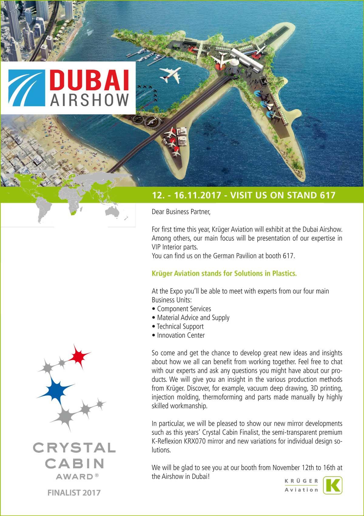 Einladung Dubai Airshow.indd